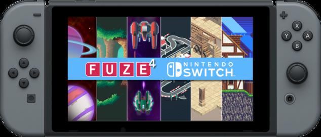 fuze4 switch