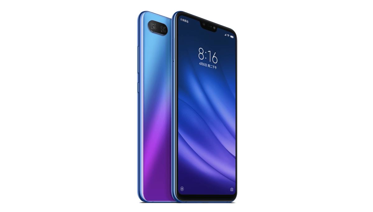 Xiaomi Mi 8 Lite France