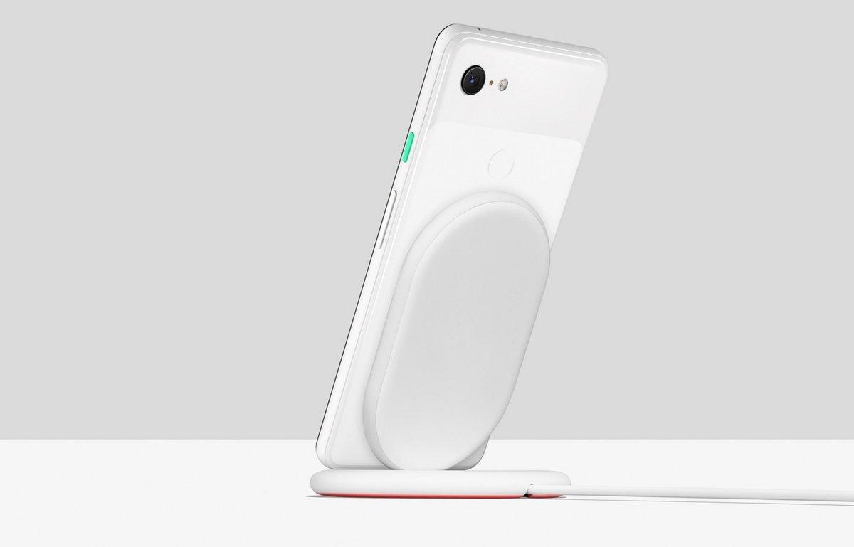 Pixel 3 sans-fil © Google