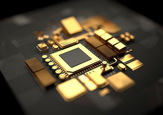 processeur chip puce