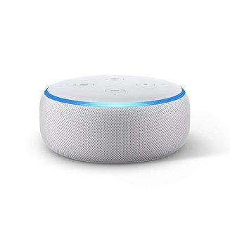 Amazon Echo Dot - 3ème génération Tissu sableSable