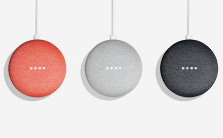 Google Home mini CharbonCharbon