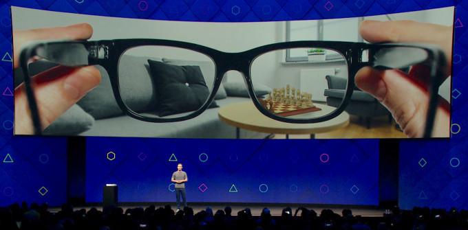 Zuckerbeg lunettes