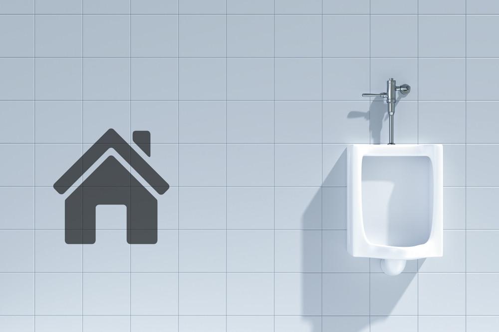 Urine et maison