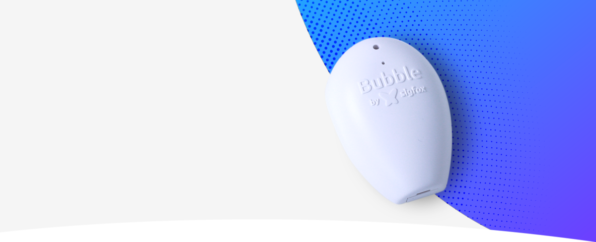 Bubble by SigFox
