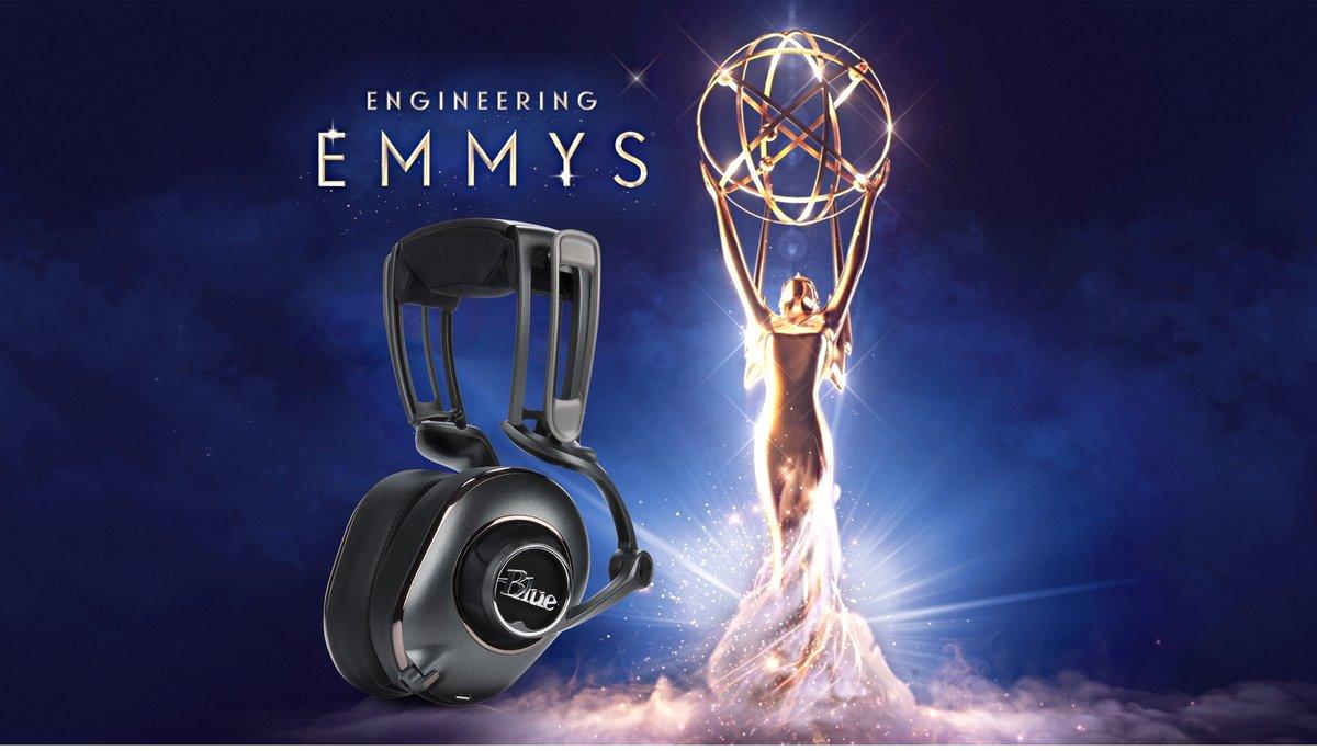 Blue Mix-Fi Emmy