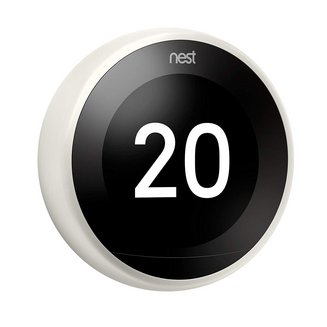 Nest Learning Thermostat Blanc