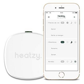 Thermostat connecté Heatzy