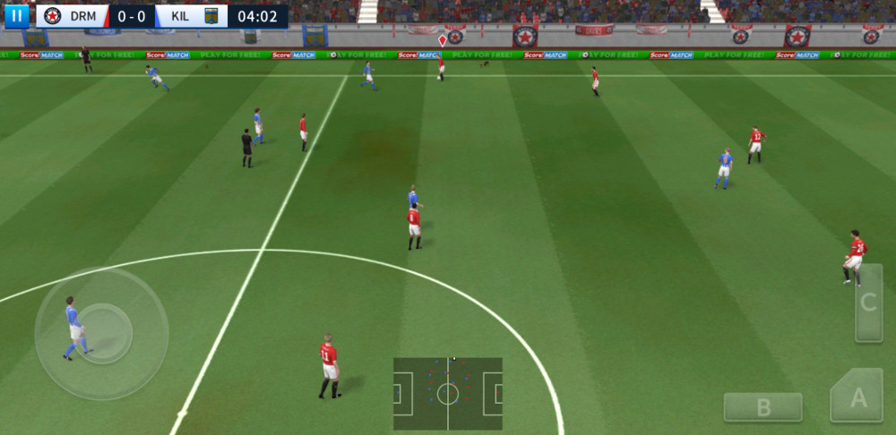 dream league soccer pc clubic