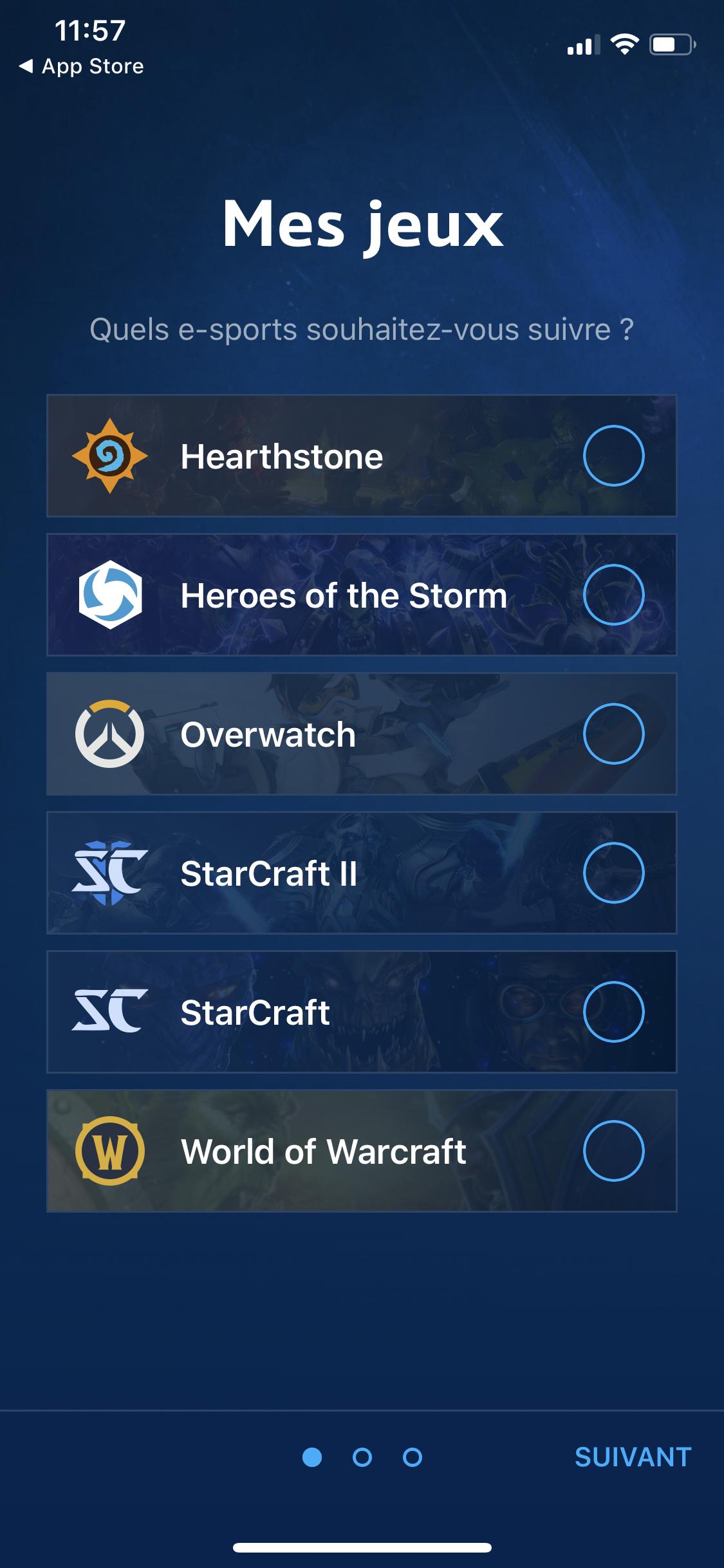 Blizzard Esport