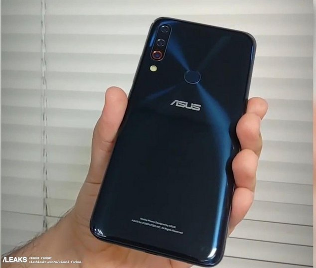 Asus Zenfone 6 Leak 2