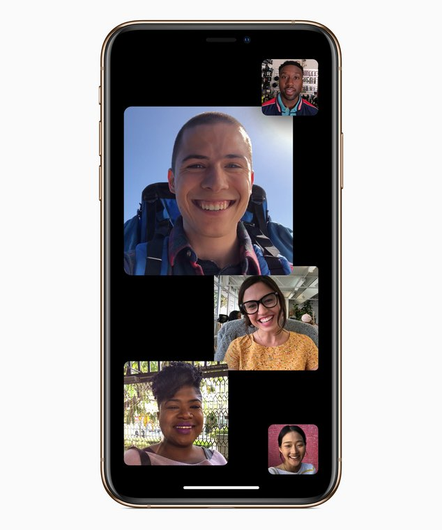 ios 12.1 new features