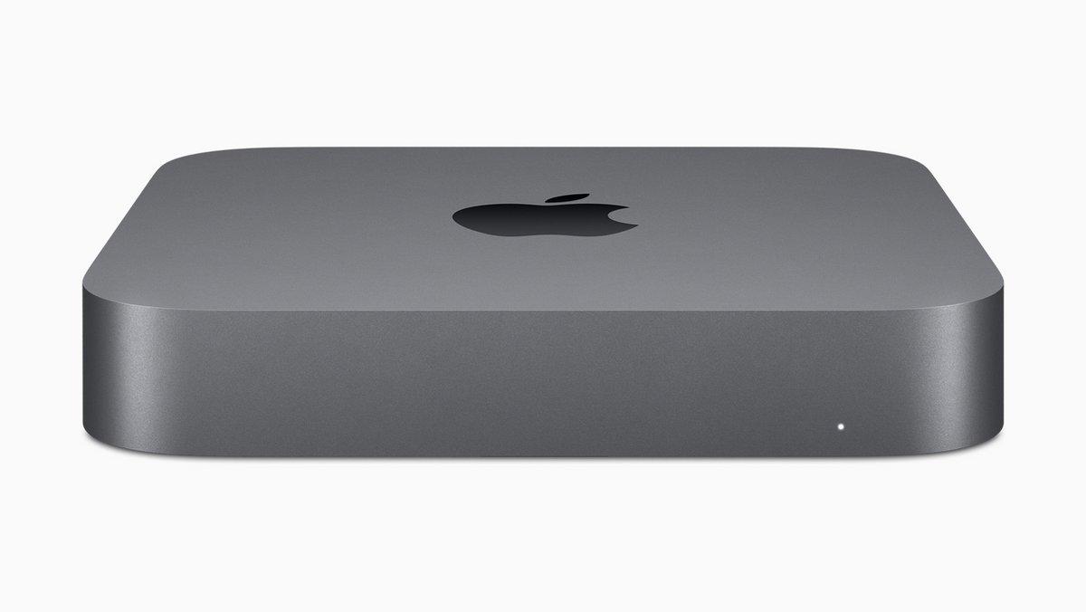 Mac Mini 2018 © Apple