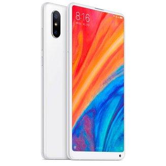 Xiaomi Mi Mix 2S Blanc 64GoMonobloc avec flash compatible MP3 smartphone 3G avec autofocus avec écran tactile 3G+ 3G+ avec APN 5 Mpixels 3G++ avec détection des visages Android avec APN 12 Mpixels 6 pouces 4G LTE Smartphone dual sim 4G Téléphone portable 189 g Bluetooth 5.0 Compact 3G HSDPA+ 4G+ avec zoom numérique Mi MIX 2S Snapdragon 845 Blanc 64 Go 6 Go