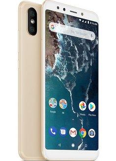 Xiaomi Mi A2 Dorée 32GoMonobloc avec flash compatible MP3 3G avec autofocus avec écran tactile 3G+ 3G+ 3G++ avec détection des visages Android 4G LTE Smartphone Double SIM 4G Téléphone portable 5,9 pouces avec APN 20 Mpixels 189 g Tactile Compact avec APN 5 Mpixels 3G HSDPA+ 4G+ Qualcomm Snapdragon 660 Octo-core avec zoom numérique Mi A2 32 Go 4 Go Or