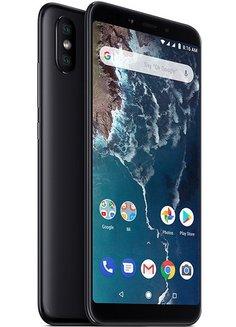 Xiaomi Mi A2 Noir 32GoMonobloc avec flash compatible MP3 3G avec autofocus avec écran tactile 3G+ 3G+ 3G++ avec détection des visages Android 4G LTE Smartphone Double SIM 4G Téléphone portable 5,9 pouces avec APN 20 Mpixels 189 g Tactile Compact avec APN 5 Mpixels 3G HSDPA+ 4G+ Qualcomm Snapdragon 660 Octo-core avec zoom numérique Mi A2 Noir 32 Go 4 Go