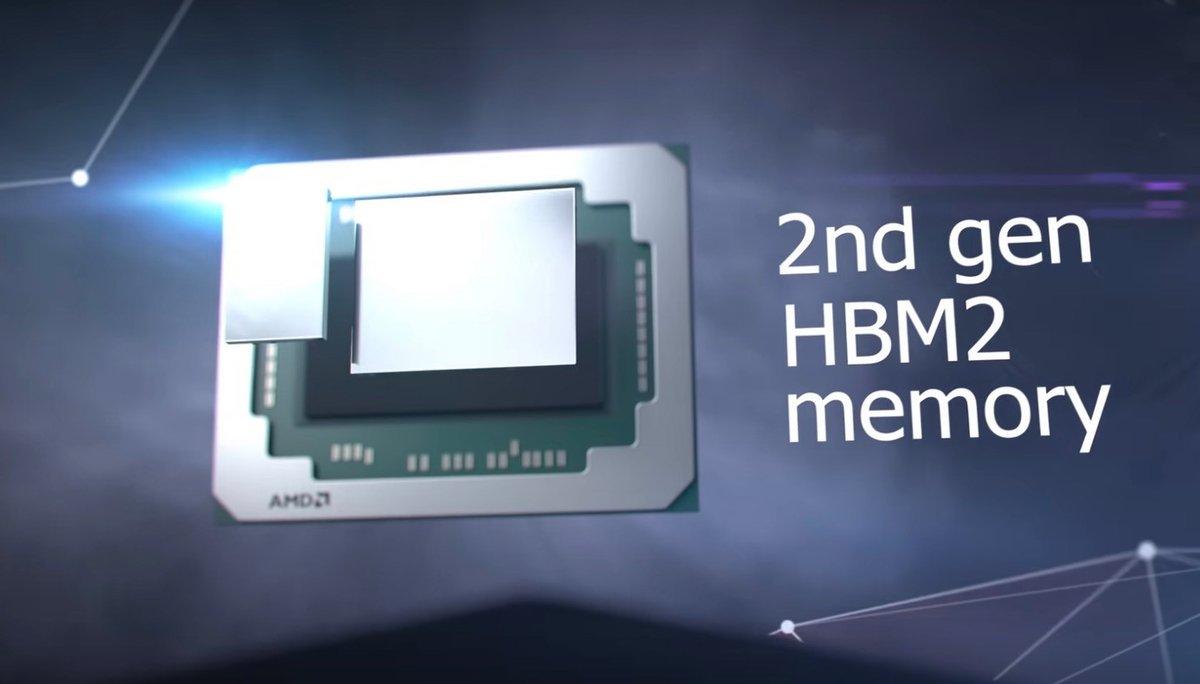 AMD Radeon Pro Vega 20 MacBook Pro 15