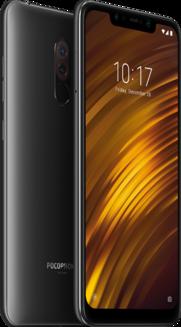 POCOPHONE F1 Noir graphite 64GoMonobloc 3G MicroSD 3G+ 3G+ 3G++ Android avec APN 12 Mpixels 4G LTE Smartphone Double SIM 4G Téléphone portable avec APN 20 Mpixels 182,0 g Tactile Bluetooth 5.0 6,2 pouces Compact avec APN 5 Mpixels 3G HSDPA+ 4G+ Snapdragon 845 POCOPHONE F1 avec flash avec autofocus avec détection des visages Noir 64 Go 6 Go avec zoom numérique