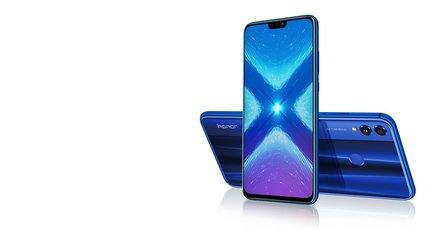 Honor 8X Bleu 64GoMonobloc compatible MP3 3G MicroSD avec écran tactile 3G+ 3G+ 3G++ Android 4G LTE Smartphone Double SIM 4G 4 Go avec APN 16 Mpixels Téléphone portable 175 g Tactile Compact 3G HSDPA+ 4G+ 6,5 pouces Kirin 710 8X avec flash avec autofocus avec détection des visages Bleu 64 Go avec zoom numérique