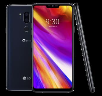 LG G7 ThinQ New Aurora Black 64Go3G MicroSD avec écran tactile 3G+ 3G+ 3G++ Android 162 g 4G LTE Smartphone Double SIM 6,1 pouces 4G avec APN 16 Mpixels Caméra selfie 8 Mpixels Tactile Bluetooth 5.0 Compact 3G HSDPA+ 4G+ Qualcomm Snapdragon 845 G7 ThinQ Monobloc avec flash avec autofocus avec détection des visages Noir 4 Go 128 Go avec zoom numérique