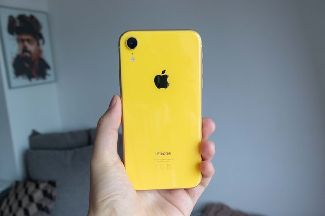 iphone xr test