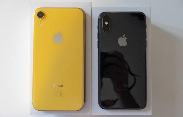 iphone xr test