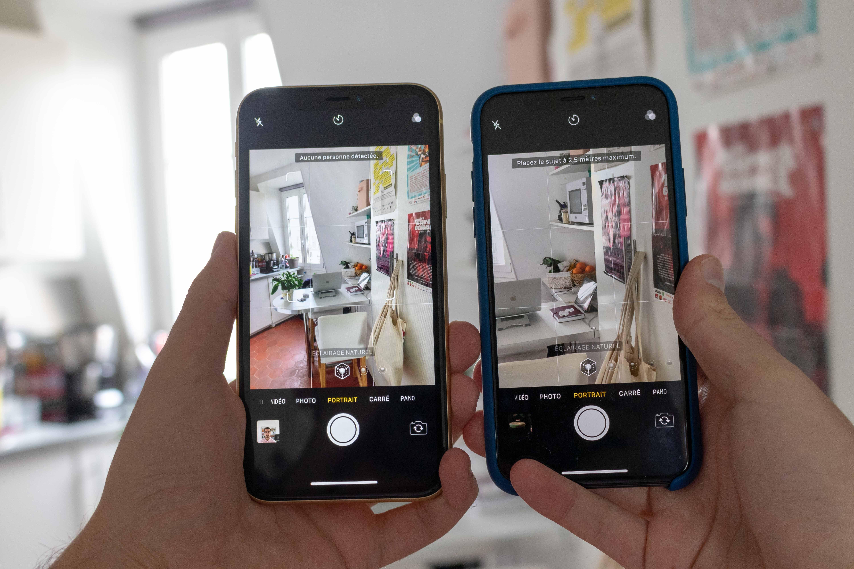 Test Iphone Xr à Vous Faire Regretter Lachat De Liphone Xs