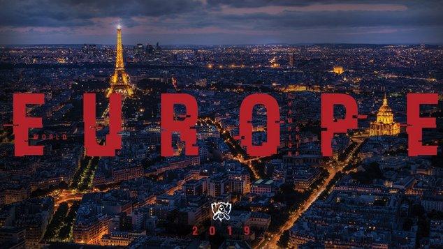 league of legends championnat du monde paris 2019