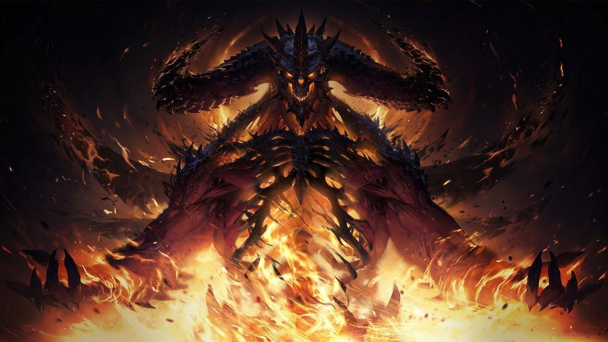 Diablo 4 vidéo tournée