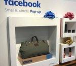 Facebook va ouvrir des points de vente qui mettent en avant des petits e-commerçants