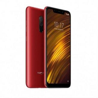 POCOPHONE F1 Rouge 64GoMonobloc 3G MicroSD 3G+ 3G+ 3G++ Android avec APN 12 Mpixels 4G LTE Smartphone Double SIM 4G Téléphone portable avec APN 20 Mpixels 182,0 g Tactile Bluetooth 5.0 6,2 pouces Compact avec APN 5 Mpixels 3G HSDPA+ 4G+ Snapdragon 845 POCOPHONE F1 64 Go Rouge 6 Go