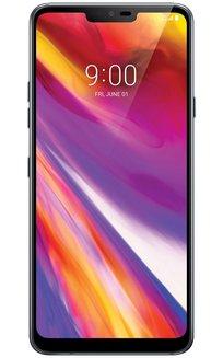 LG G7 ThinQ New Platinum Gray 64Go3G MicroSD avec écran tactile 3G+ 3G+ 3G++ Android 162 g 4G LTE Smartphone Double SIM 6,1 pouces 4G avec APN 16 Mpixels Caméra selfie 8 Mpixels Tactile Bluetooth 5.0 Compact 3G HSDPA+ 4G+ Qualcomm Snapdragon 845 G7 ThinQ Monobloc avec flash avec autofocus 64 Go Gris 4 Go avec zoom numérique