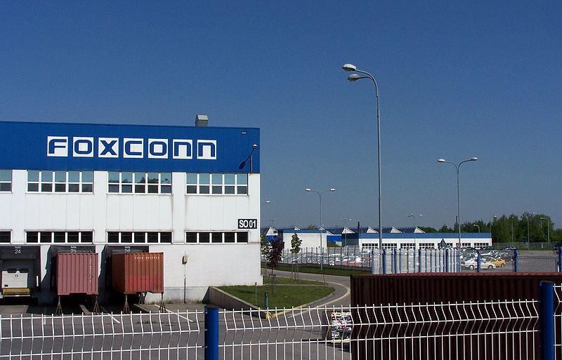 Foxconn_Pardubice