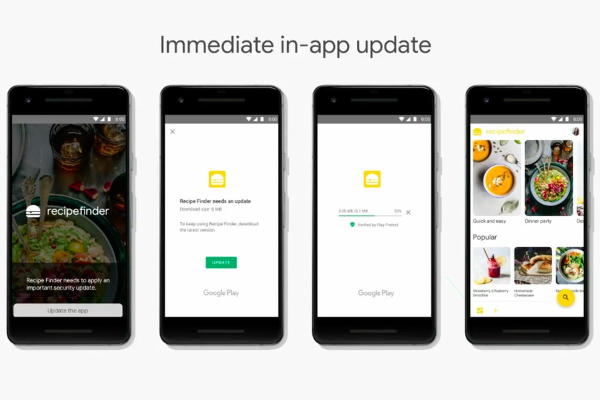 Android mise à jour