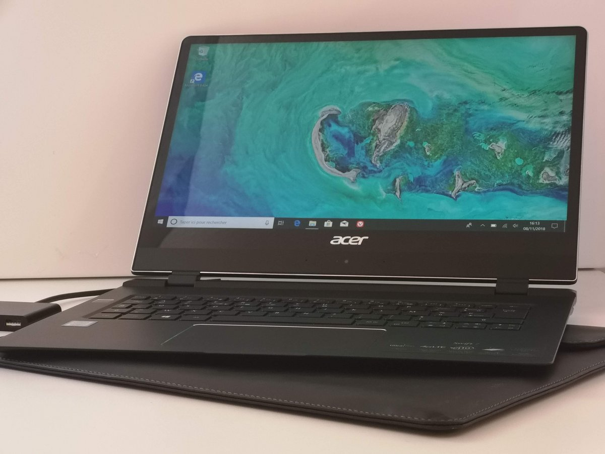 Acer Swift 7 Test complet