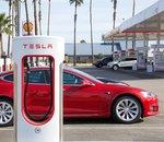 Les bornes Supercharger de Tesla pourraient-elles s'ouvrir à d'autres constructeurs ?