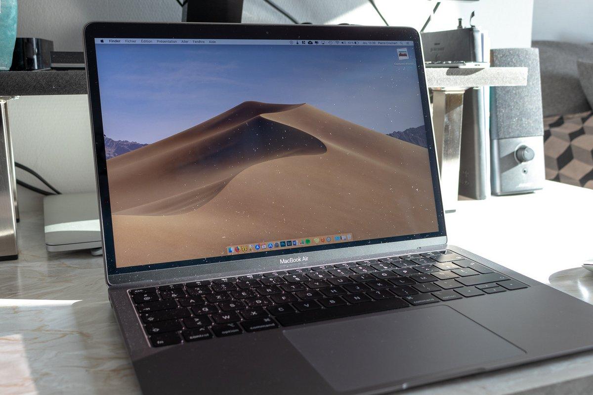 MacBook Air 2018 - test