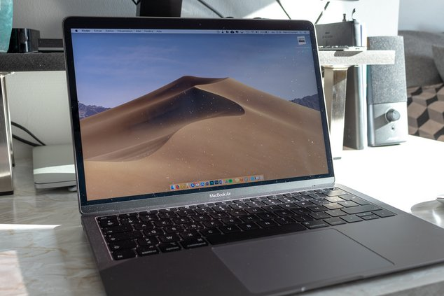 MacBook Air 2018 - test