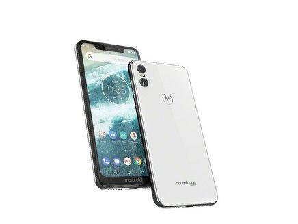 Motorola One BlancMonobloc 2G (GPRS) avec flash smartphone 3G avec autofocus MicroSD 3G+ 3G+ 3G++ avec stabilisateur d'image avec détection des visages Android téléphone double SIM 162 g 64 Go avec APN 13 Mpixels 4G LTE 4G 4 Go Téléphone portable 5,9 pouces Caméra selfie 8 Mpixels Compact 3G HSDPA+ 2G 4G+ avec zoom numérique One Snapdragon 625 Blanc
