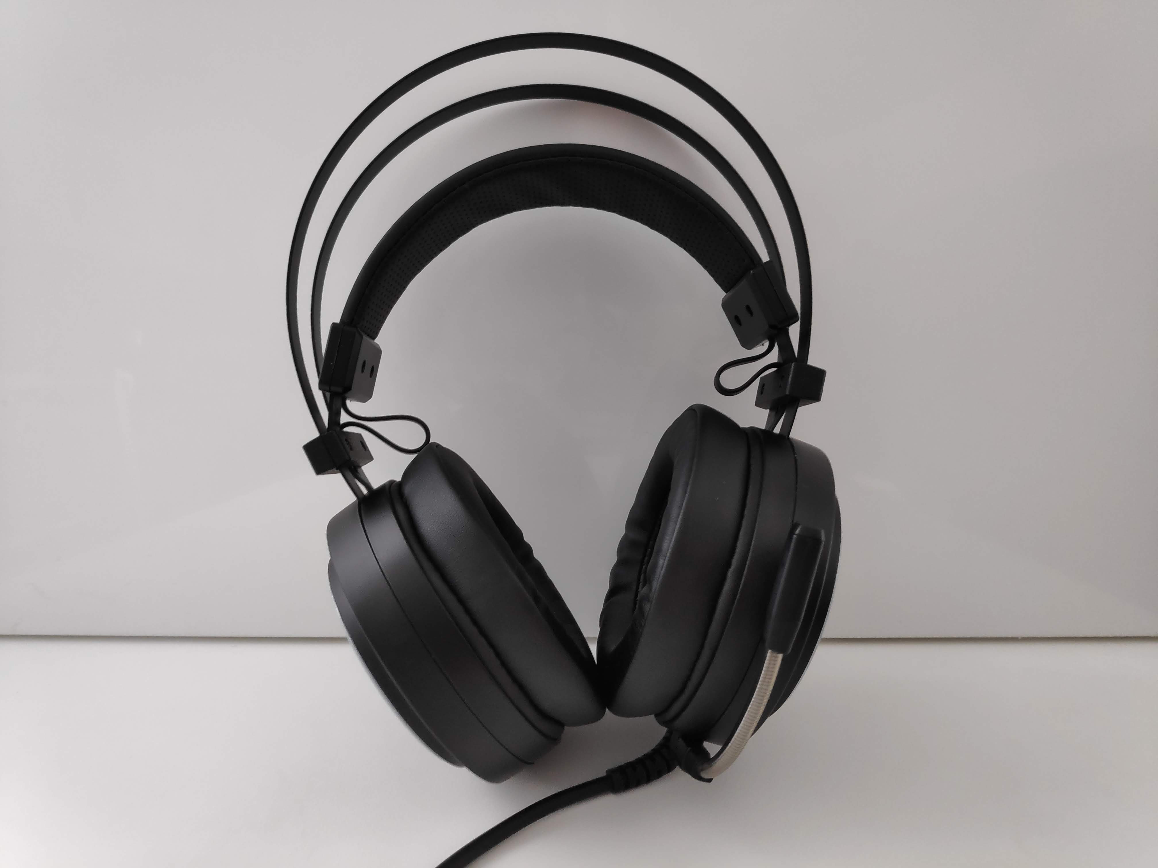 Aukey Test 1 S5Notre Gh Du Casque Low 7 Cost Gaming n8P0kwO