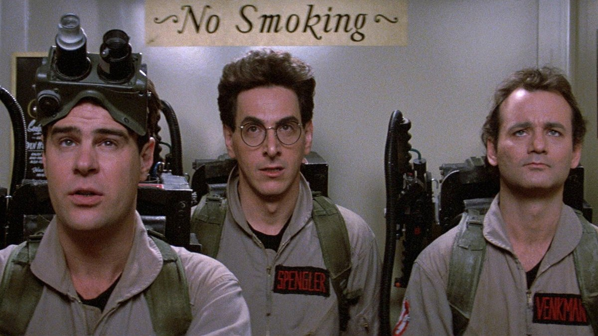 Ghostbusters casting