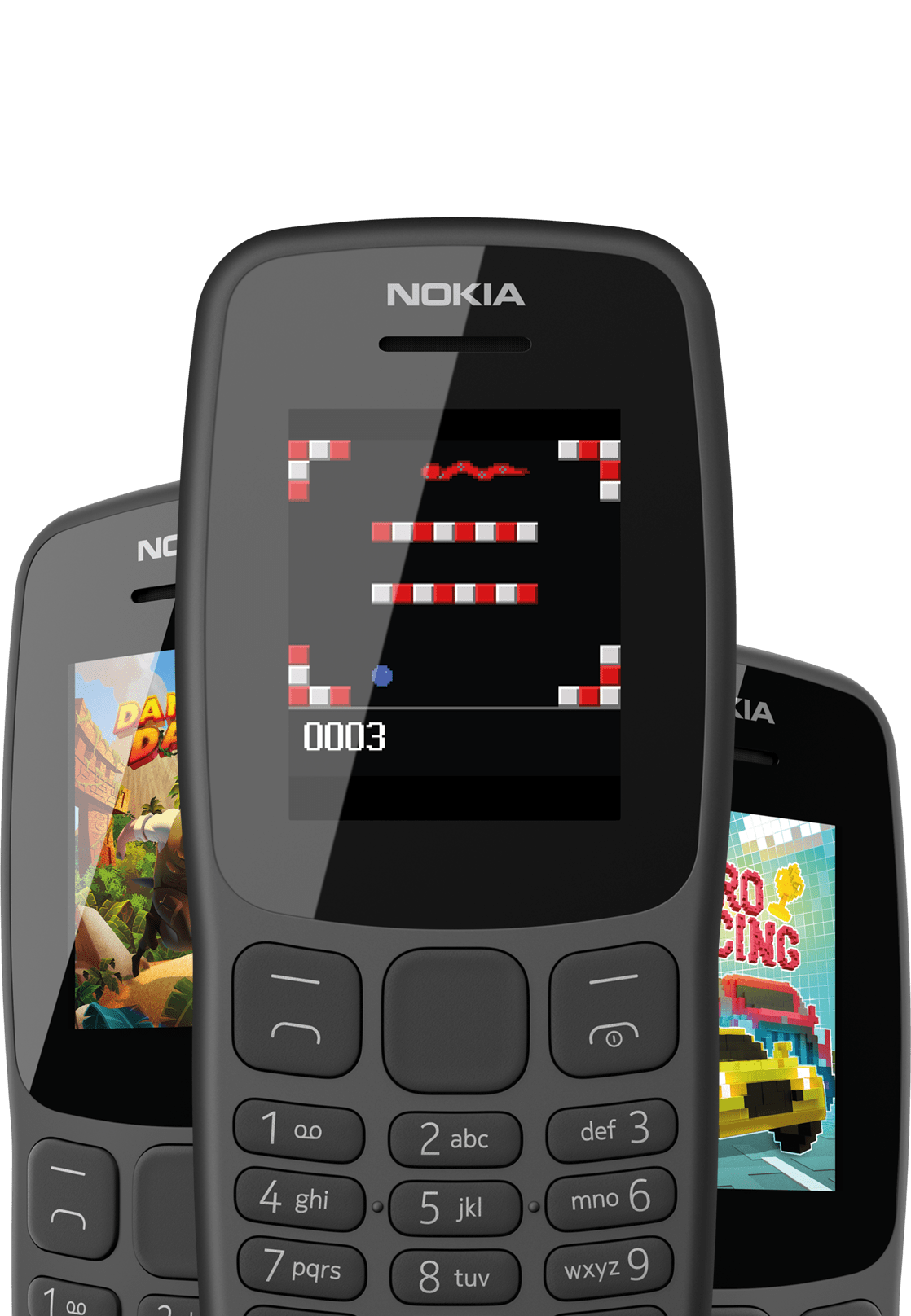 Nokia 106 feature-phone