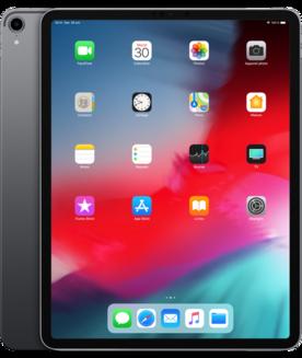 "Apple iPad Pro 12,9"" 2018 Gris sidéral 64 GoWifi 4G 10 Heure(s) 630,0 g iOS iPad Carte SIM Nano 12,9 pouces 1 x USB Type C A12X iOS 12 Écran Liquid Retina 64Go"