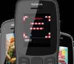 Un nouveau feature phone Nokia double SIM annoncé
