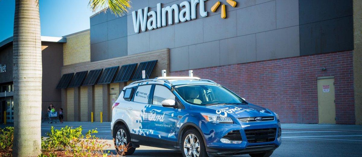 Ford Walmart