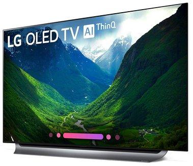 LG 55 C8DVB-C 100 Hz 139 cm 55 pouces Wifi 1 x Ethernet 3 x Ports USB DVB - T2 DVB - S2 3840 x 2160 pixels 16 : 9 4K Ultra HD DVB CI+ OLED Bluetooth 19,00 kg 4 x HDMI