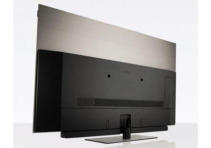 Loewe Bild 3.55 OledDVB-C 139 cm 55 pouces Wifi 1 x Ethernet 3 x Ports USB 1 x PCMCIA DVB - T2 DVB - S2 3840 x 2160 pixels 16:9 4 x Entrée HDMI 3 x Port USB 1 Entrée antenne Wi-Fi 1 x Prise casque Dolby Vision 1 x Entrée satellite 1 x Port ethernet 1 PC VGA OLED Bluetooth Double tuner 750 cd/m² 4 x HDMI Bluetooth TV TNT HD OLED 4K UHD