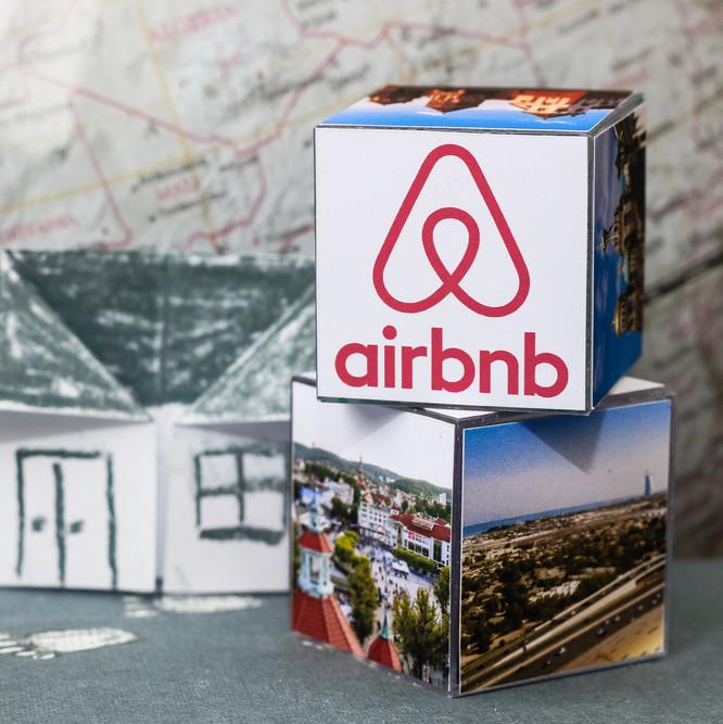 Airbnb A G 233 N 233 R 233 1 Milliard De Dollars De Chiffre D