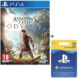 Pack Assassin's Creed Odyssey + Abonnement PlayStation Plus 12 mois