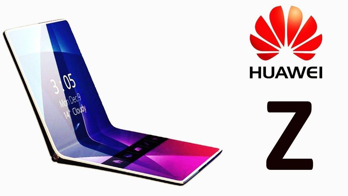 Huawei Smartphone plialbe